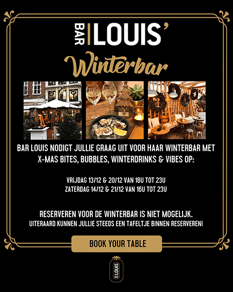 Bar Louis Holidays info