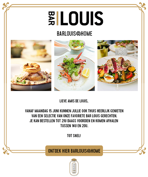 Bar Louis Reopening